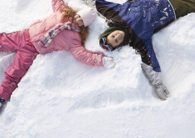 Zimný tábor Natur